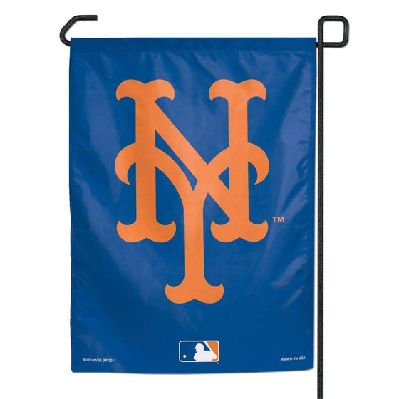 "New York Mets Small Garden Flag 11""x15"""