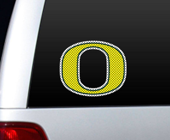 Oregon Ducks Die-Cut Window Film - Large (CDG)