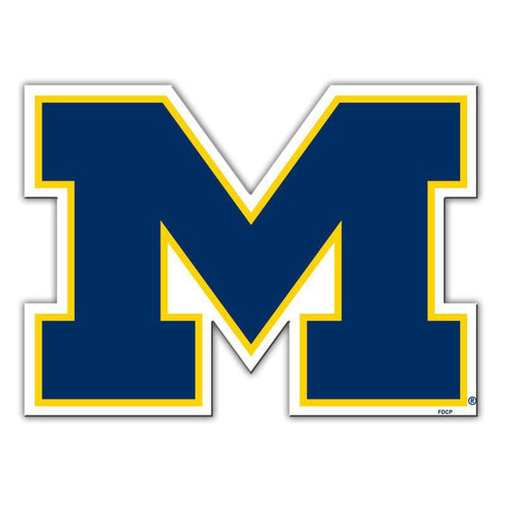 "Michigan Wolverines 12"" Car Magnet (CDG)"