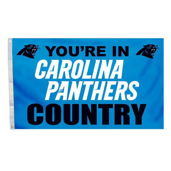 Carolina Panthers Flag 3x5 Country (CDG)