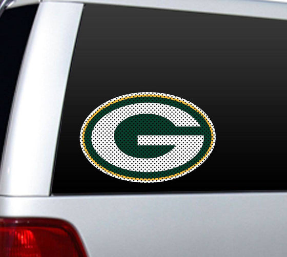 Green Bay Packers Large Die-Cut Window Film (CDG)