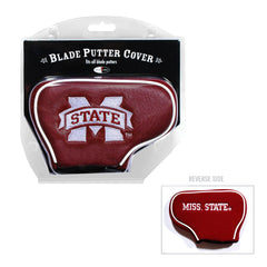 Mississippi State Bulldogs Golf Blade Putter Cover