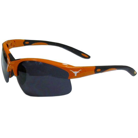 Texas Longhorns Blade Sunglasses (SSKG) - 757 Sports Collectibles