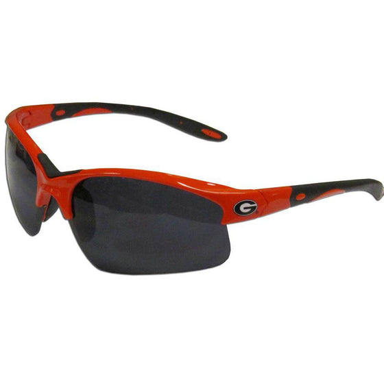 Georgia Bulldogs Blade Sunglasses (SSKG)