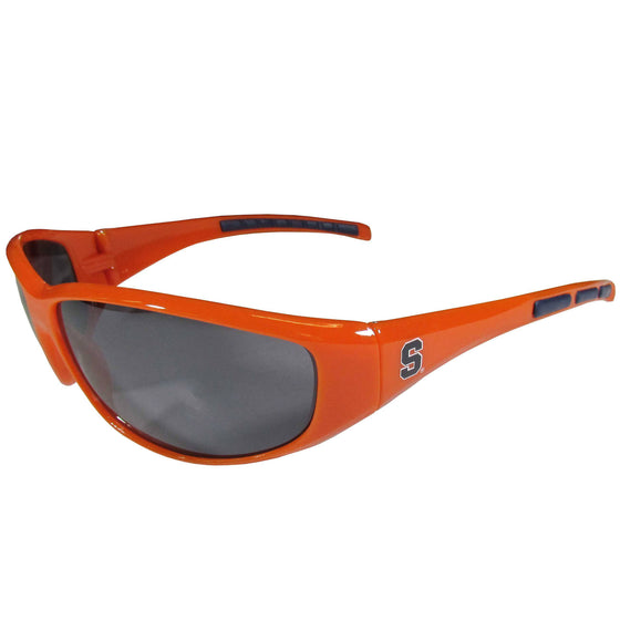 Syracuse Orange Wrap Sunglasses (SSKG) - 757 Sports Collectibles