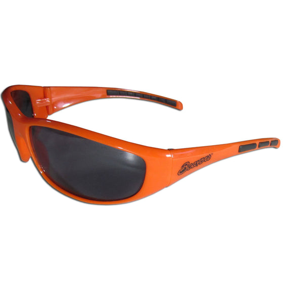 Oregon St. Beavers Wrap Sunglasses (SSKG) - 757 Sports Collectibles