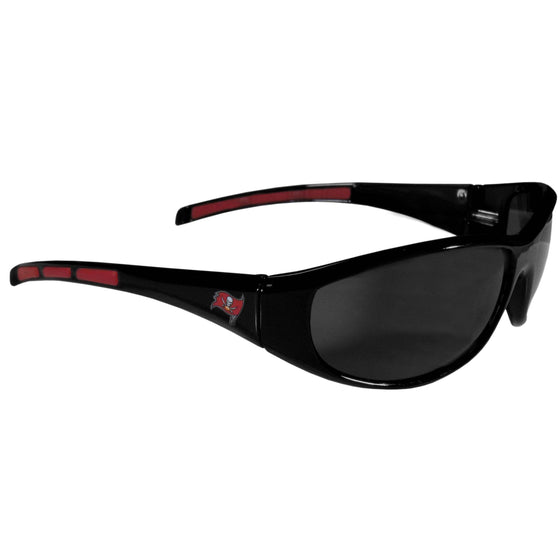Tampa Bay Buccaneers Wrap Sunglasses (SSKG) - 757 Sports Collectibles