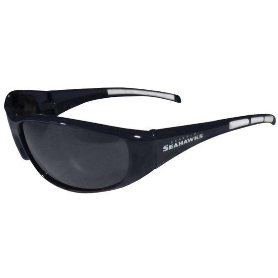 Seattle Seahawks Wrap Sunglasses (SSKG)
