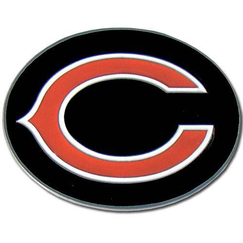 Chicago Bears Logo Belt Buckle (SSKG)