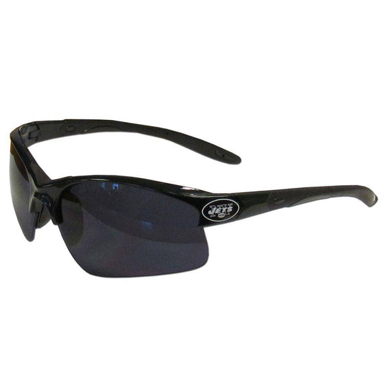 New York Jets Blade Sunglasses (SSKG) - 757 Sports Collectibles