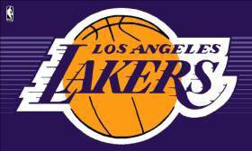 Los Angeles Lakers Flag 3x5 (CDG)