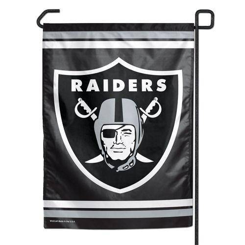 Oakland Raiders Garden Flag 11x15 (CDG)