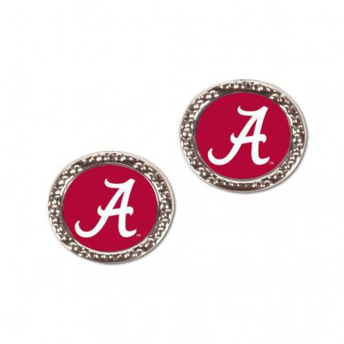 Alabama Crimson Tide Earrings Post Style (CDG)