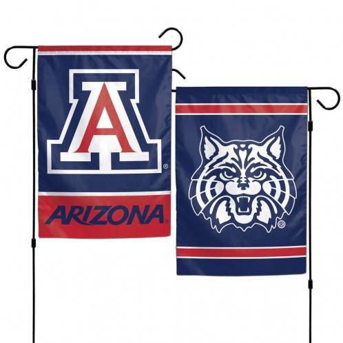 Arizona Wildcats Flag 12x18 Garden Style 2 Sided Special Order (CDG)