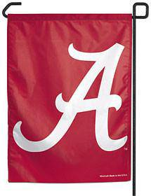 Alabama Crimson Tide Garden Flag 11x15 (CDG)