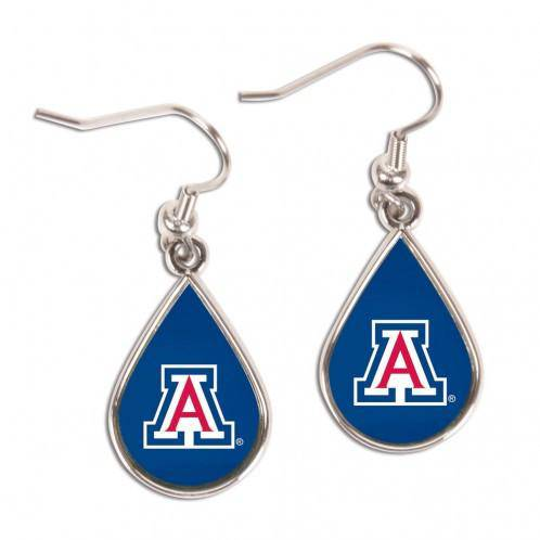 Arizona Wildcats Earrings Tear Drop Style (CDG)