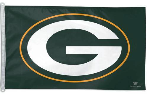 Green Bay Packers Flag 3x5 (CDG)