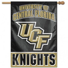 Central Florida Knights Banner 28x40 Vertical (CDG)
