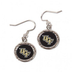 Central Florida Knights Earrings Round Style (CDG)