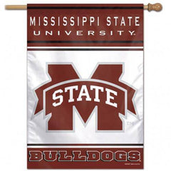 Mississippi State Bulldogs Banner 28x40 Vertical (CDG)