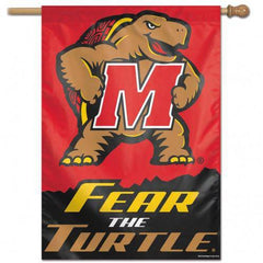 Maryland Terrapins Banner 28x40 Vertical Alternate Design (CDG)
