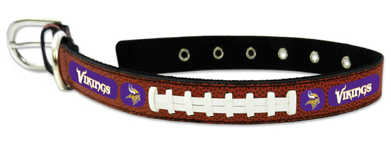 Minnesota Vikings Dog Collar - Size Medium (CDG)