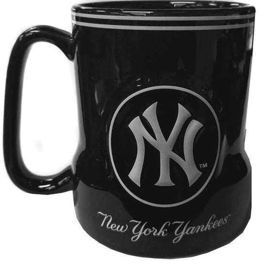 New York Yankees Coffee Mug - 18oz Game Time (CDG)