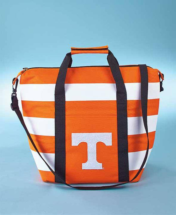NCAA Tennessee Volunteers 16-Can Insulated Cooler Tote - 757 Sports Collectibles
