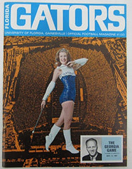 11/11/1967 Florida Gators vs. Georgia Bulldogs Official Football Program 136277