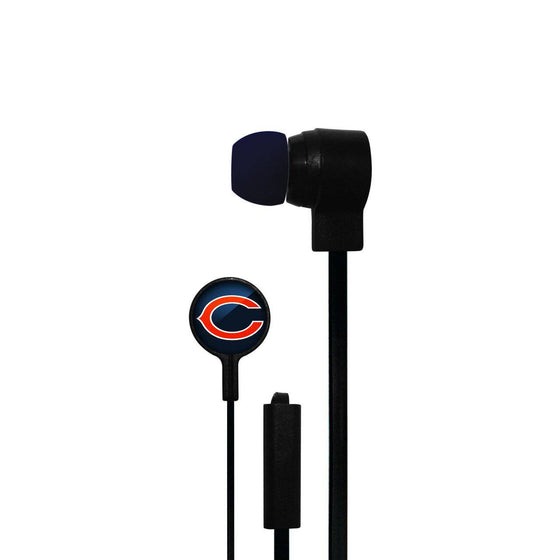 Chicago Bears Big Logo Ear Buds
