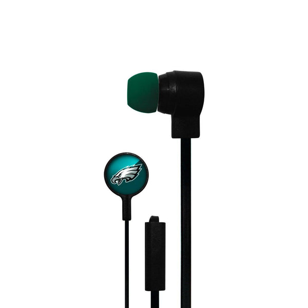 Philadelphia Eagles Big Logo Ear Buds