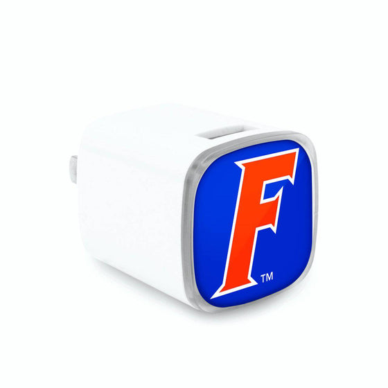 Florida Gators Dual USB Wall Charger