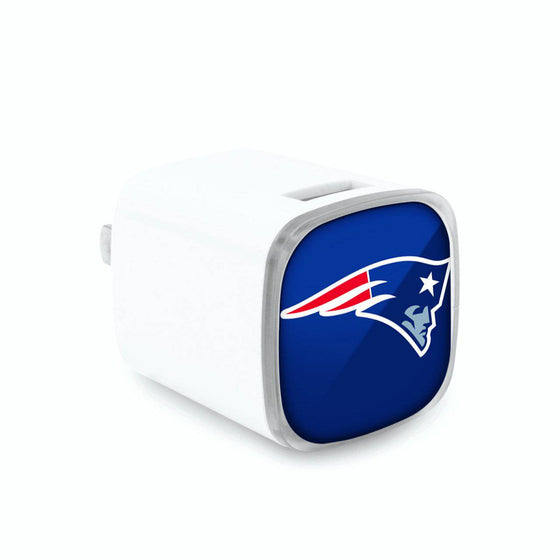 New England Patriots Dual USB Wall Charger