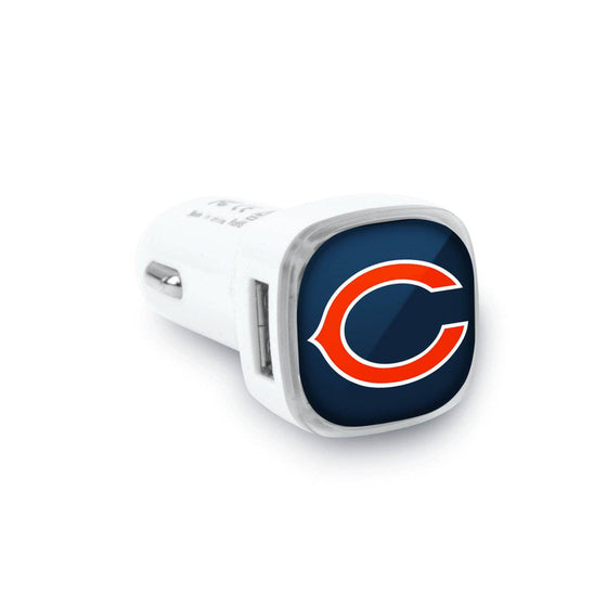 Chicago Bears Dual USB Car Charger