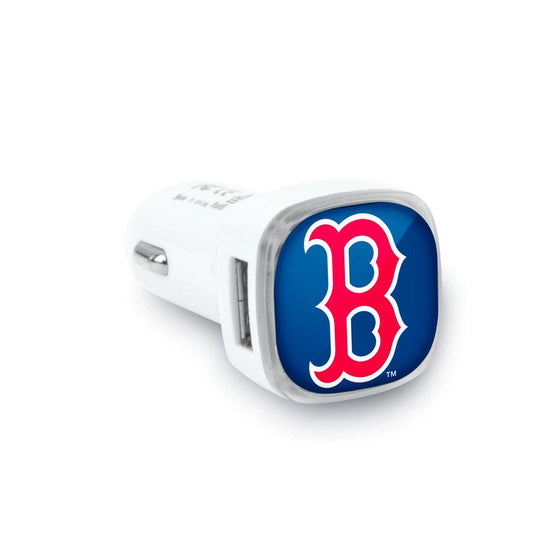 Boston Red Sox Dual USB Car Charger