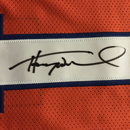 9d99c8d49 ... Autographed Signed Henry Winkler Coach Klein The Waterboy SCLSU Mud Dogs  Orange Football Jersey JSA ...