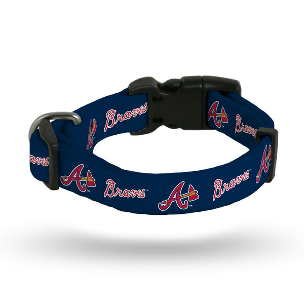 Atlanta Braves Pet Collar Size L (CDG)