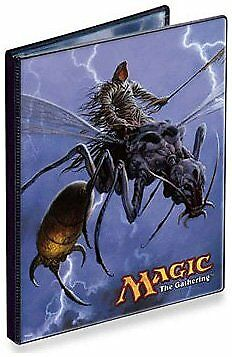 4 Pocket Magic the Gathering Portfolio - Needle Specter / Indigo Faerie