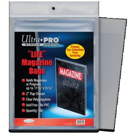 Life Magazine Bags (100 per pack) (CDG)