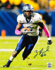 NCAA Zach Pascal Old Dominion ODU Monarchs Signed Auto 8x10 Juke ( JSA PSA Pass) 757