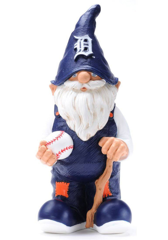 "Detroit Tigers Garden Gnome 11"" Male (CDG)"