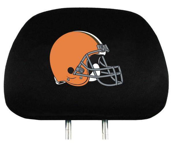 Cleveland Browns Headrest Covers (CDG)