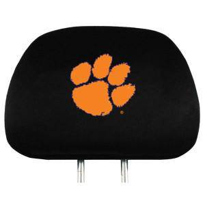 Clemson Tigers Headrest Covers (CDG)