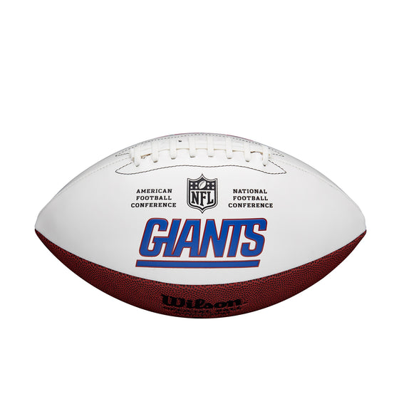 New York Giants Football Full Size Autographable