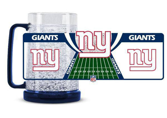 New York Giants Crystal Freezer Mug (CDG)