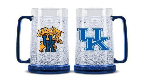 Kentucky Wildcats Crystal Freezer Mug (CDG)