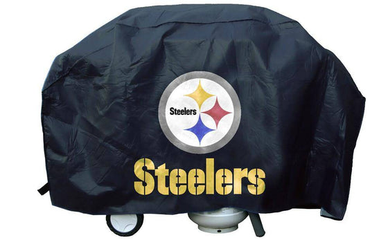 Pittsburgh Steelers Grill Cover Deluxe (CDG)