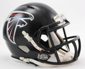 Atlanta Falcons Speed Mini Helmet (CDG)