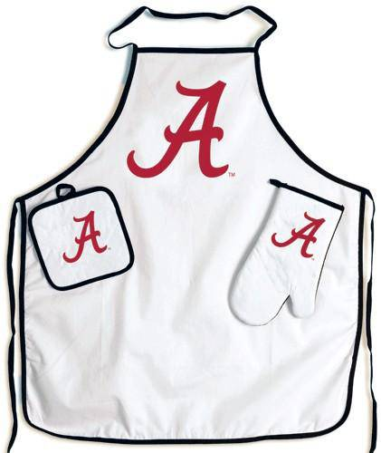 Alabama Crimson Tide Grilling Apron Set (CDG)
