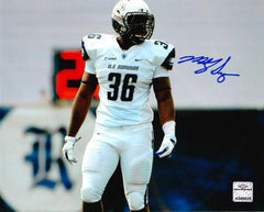 NCAA Martez Simpson Old Dominion ODU Monarchs Signed Auto 8x10 ( JSA PSA Pass) 757